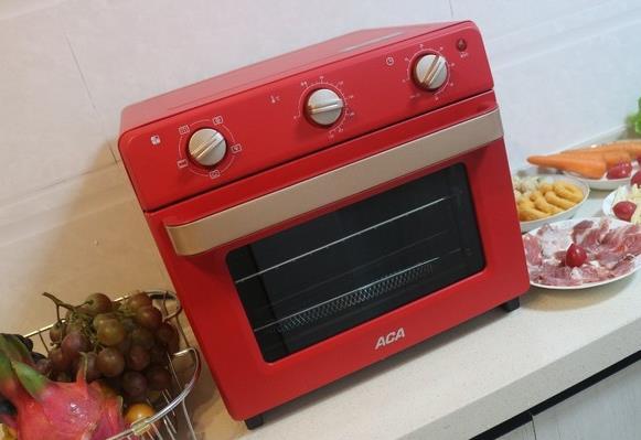 ACA空气炸锅体验:无油烘焙,开启健康生活