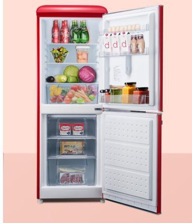 格兰仕BCD-106CF复古双门冰箱怎么样?好用吗?