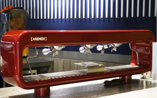 AREMDE——来自澳大利亚布里斯班的顶级咖啡机品牌