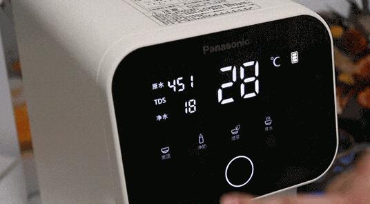 松下TK-AD59C即热式反渗透净饮机,给您和宝宝健康直饮的好水