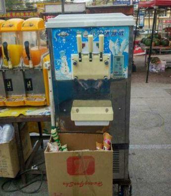 中大型冷饮机哪里有卖?冷饮机摆摊好做吗?