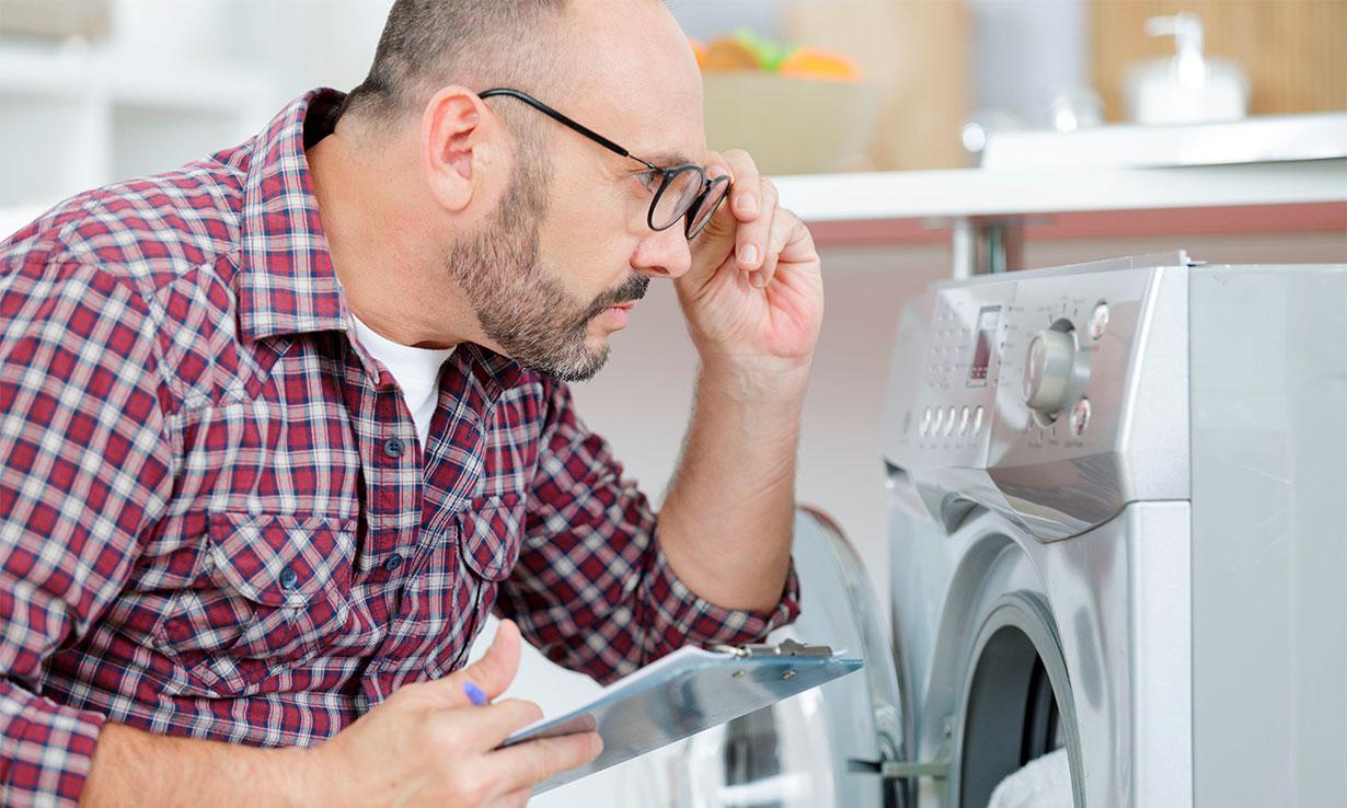 如果你的洗衣机坏了怎么办,小编教你如何自己修家电