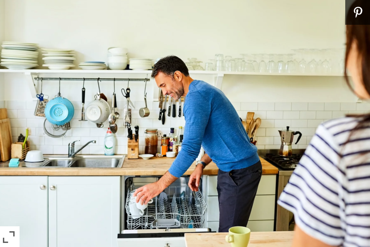 7个常见的洗碗机的错误用法,如果你想要洗出干净的盘子就过来看看吧