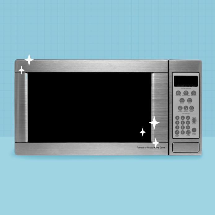 清洁专家教你如何快速轻松地清洁微波炉