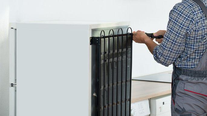 如何清洁冰箱线圈以及为什么需要这样做