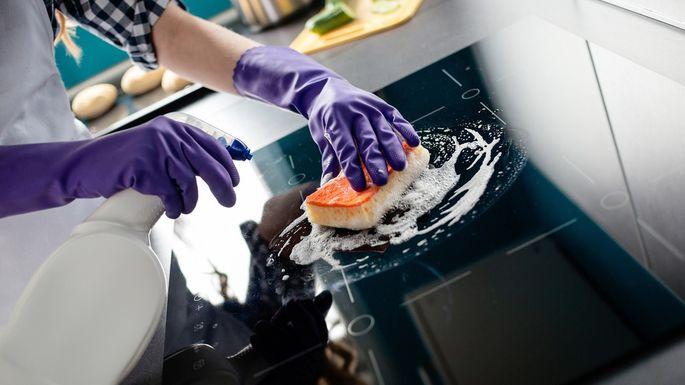 如何清洁电炉灶:轻松进行厨房维护
